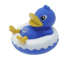 team team rubber duck football accessories