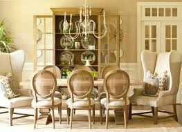 stephanie shaw design 2013 greige dining room belgian linen wing