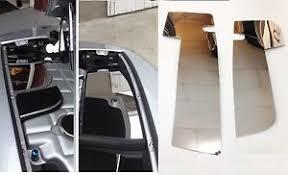 corvette stainless creations corvette c5 ls1 polished stainless 2 pc fender covers inner