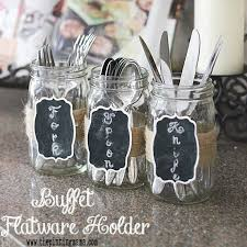Silverware Caddy For Buffet by Best 25 Silverware Holder Ideas On Pinterest Christmas Dinner