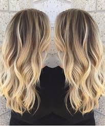 Light Blonde Balayage 50 Natural Balayage Hair Color Ideas My New Hairstyles