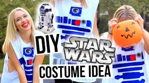 last minute diy halloween costume youtube