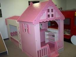 Doll House Bunk Bed Dollhouse Bunk Beds Foter
