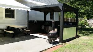 pinterest inspired covered bbq u0026 grilling gazebo i haven u0027t cooked