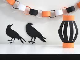 Halloween Garland October 2013 Design Sprinkle