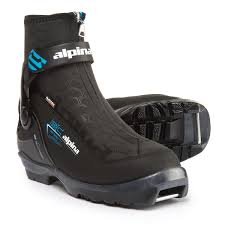 alpina outlander eve backcountry nordic ski boots for women