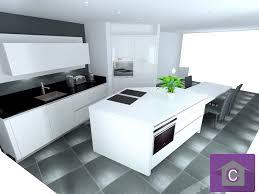 modele cuisine blanc laqué modele cuisine blanc laque 6 cuisine lineaquattro sur mesure