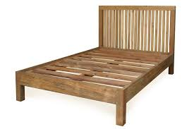 rustic wood bed frames for sale minimalist rustic wood queen