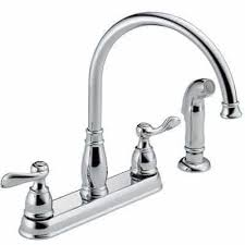 the best kitchen faucets consumer reports review delta windemere 21996lf kitchen faucet finest faucets