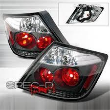 spec d tail lights spec d black tail lights scion tc 2005 2010