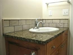 bathroom sink splash guard bathroom sink splash guard enjoyable granite ideas ceshiyuming online