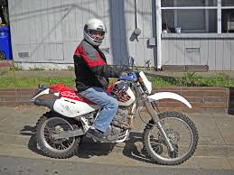 honda 150 motocross bike long distance adventure bikes versus the honda xr600r converted