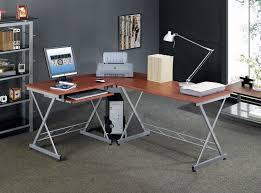 Best Computer Desk Design Furniture Bush Tuxedo Computer Desk With L Shaped Design 4