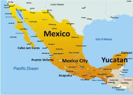 map of mexico yucatan region yucatan resorts holidays in mexico beautiful holidays