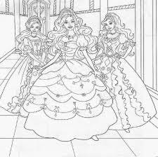 barbie island princess coloring pages free free barbie princess