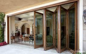 wooden folding door bi fold dia home mediniai pvc langai