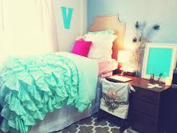 Cute Bedspreads Teal Bedding Is So Cute Dorm Room Trends Pinterest Dorm