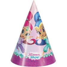 party hats shimmer and shine party hats 8