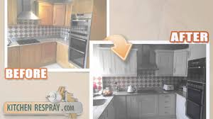 kitchen respray to shaded white youtube