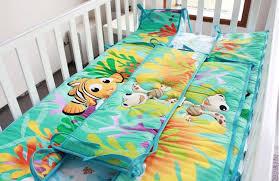 Nemo Bedding Set Wholesale Crib Baby Bedding Set Finding Nemo Baby Nursery Cot Ropa