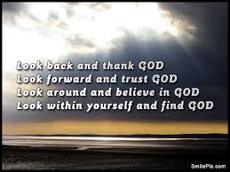 look back and thank god quotes sayings pictures at smilepls