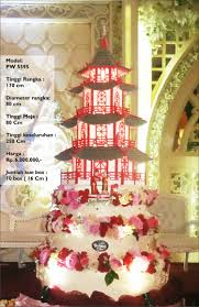 wedding cake pelangi weddingku komunitas wedding honeymoon indonesia weddingku