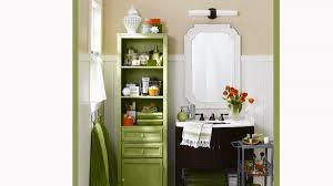 ideas for storage in small bathrooms make a small bath look larger