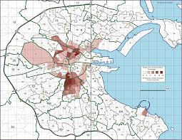 Gang Map 5 Maps Of Dublin That Will Give You A New Perspective The Daily Edge