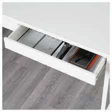 Easy Desk Micke Desk Black Brown Ikea