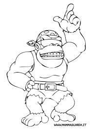 king kong coloring pages