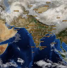 India Weather Map by Cherrapunji Latest News And Update On Cherrapunji Part 3