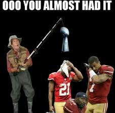 Gotta Be Quicker Than That Meme - funny 49ers jokes you gotta be quicker than that ers best of the