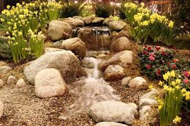Water Feature Ideas For Small Backyards by Outdoor Fountains And Waterfalls Zamp Co