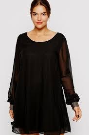 plus size long sleeve casual dresses naf dresses
