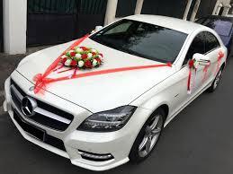 deco mariage voiture kit décoration mariage pour voiture complet tout en un mkt1