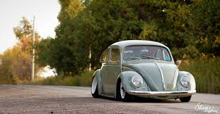 volkswagen beetle trunk in front the people u0027s champ taylor u0027d customs u002759 beetle stance is everything