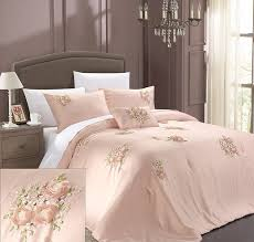 light pink and white bedding fascinating duvet baby pink bedding linen cover of light and white