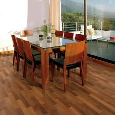 Kahrs Laminate Flooring Flooring Brown Wood Parson Dining Chairs With Glass Top Dining