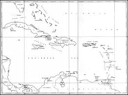 Blank Caribbean Map by Hyperwar Building The Navy U0027s Bases In World War Ii Chapter 18