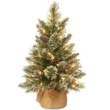 best artificial tabletop tree small colored trees mini