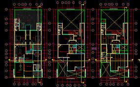 house 2d dwg plan for autocad u2022 designscad