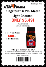 Kingsford Match Light 032417textcoupon Png