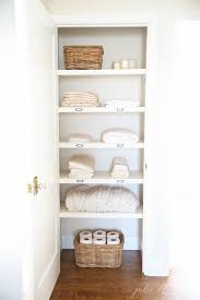 Linen Closet | 20 beautifully organized linen closets the happy housie
