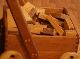 block wood unit block