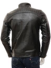 black motorbike jacket men u0027s black biker leather jacket sibiu men caine