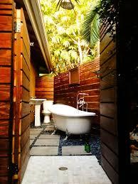 Outdoor Shower Mirror - 31 best outdoor baths images on pinterest outdoor showers room