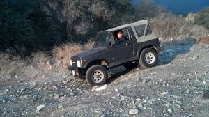 suzuki samurai lifted suzuki samurai off road holy jim california youtube