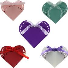 Heart Shaped Candy Boxes Wholesale Popular Heart Shaped Wedding Gift Box Buy Cheap Heart Shaped