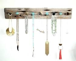 jewelry holder necklace images Wall mounted jewellery holder necklace holder wall mounted jpg