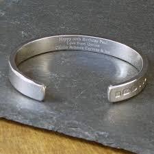 mens silver solid bracelet images Men 39 s heavy solid silver bracelet by hersey silversmiths jpg